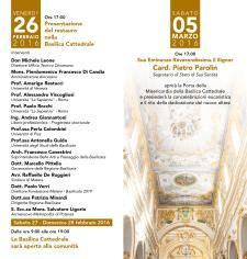 Presentazione del restauro nella cattedrale di Matera - Matera