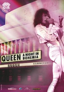 Queen A night in Bohemia - Matera