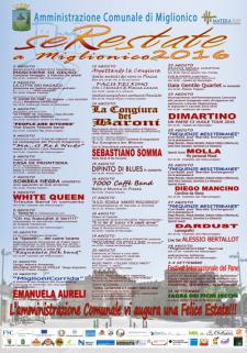 Serestate a Miglionico 2016 - Matera
