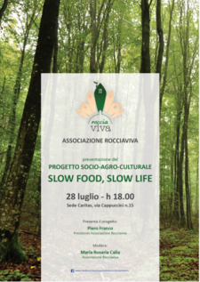 Slow Food,Slow Life - Matera