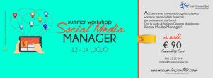 Social Media Manager - Matera