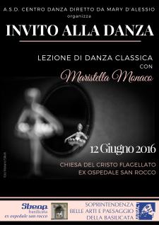 Stage coreutico di danza classica - Matera