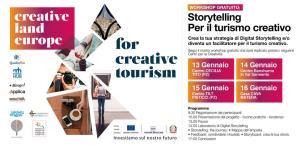 Storytelling per il turismo creativo - Matera