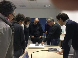 STUDY GROUP - Ritratti Esterni - Matera