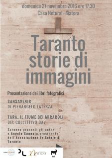 Taranto: storie di immagini - Matera