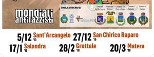Torneo Antirazzista - Matera