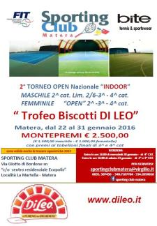 Torneo Nazionale Open 2' - Matera