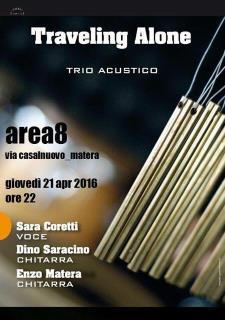 Traveling Alone by Sara Coretti  - 21 Aprile 2016 - Matera