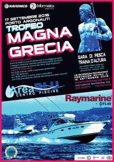 Trofeo Magna Grecia di International Sportfhising 2016 - Matera