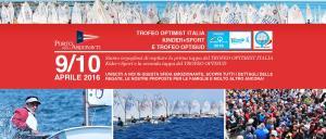 Trofeo Optimist Italia Kinder SPort e trofeo Optisud - Matera