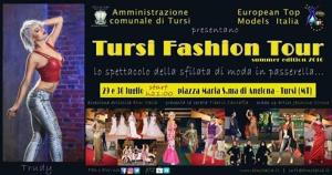 TURSI FASHION TOUR - Matera