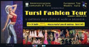TURSI FASHION TOUR - Matera
