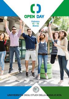 Unibas: Open Day di Ateneo  - Matera
