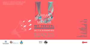 Urban Street art - Matera