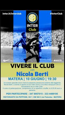 Vivere il Club - 10 Giugno 2016 - Matera