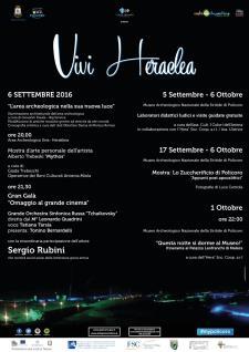 Vivi Heraclea 2016 - Matera
