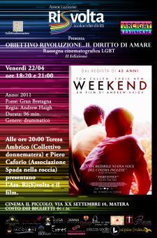Weekend - Matera
