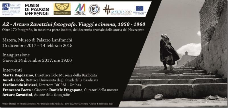 AZ - Arturo Zavattini fotografo. Viaggi e Cinema, 1950-1960