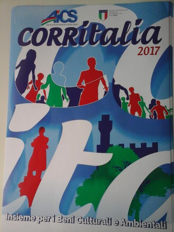 Corritalia AICS 2017 - 26 Marzo 2017