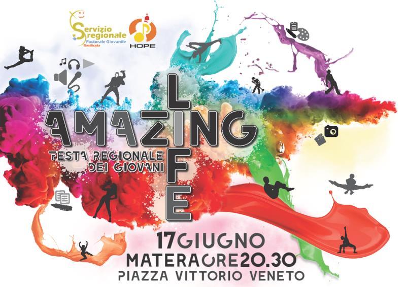 Festa regionale dei giovani Amazing Life  - 17 Giugno 2017