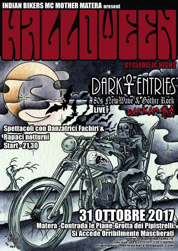 Halloween Cycledelic Night - 31 ottobre 2017