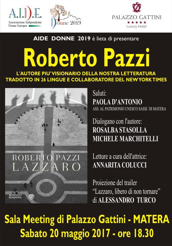 Lazzaro di Roberto Pazzi