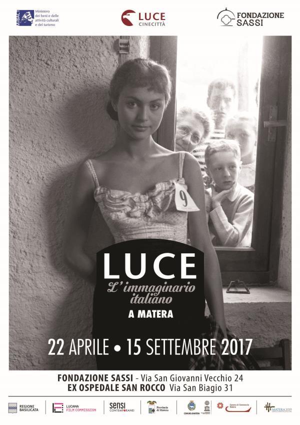 Luce – L´immaginario italiano a Matera