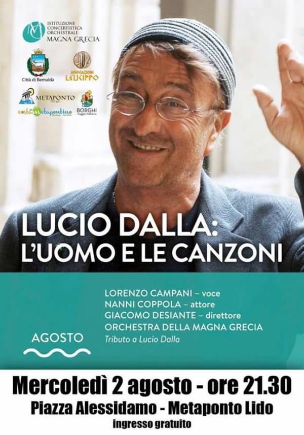 Lucio Dalla: l´uomo e le canzoni