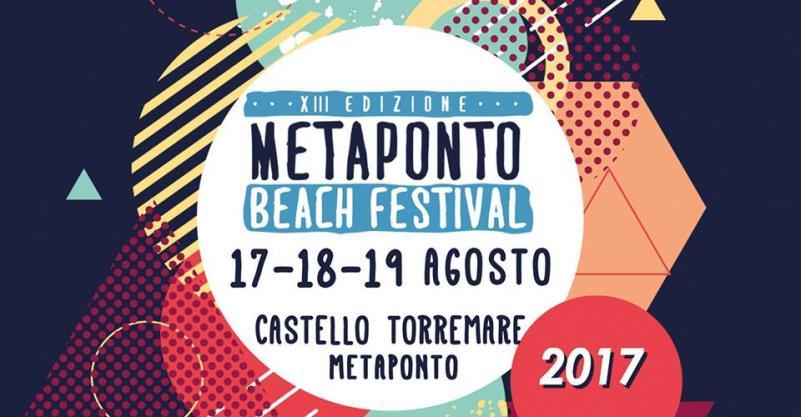 Metaponto Beach Festival XIII edizione
