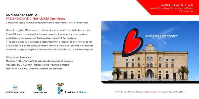 OpenSpace Basilicata