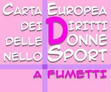 Presentazione della Carta Europea dei Diritti delle Donne nello Sport