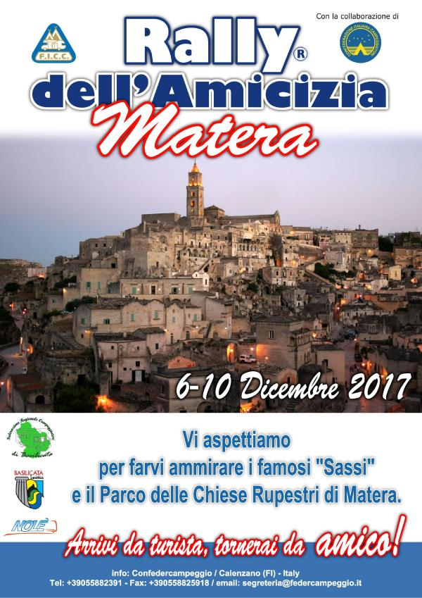 Rally dell´Amicizia