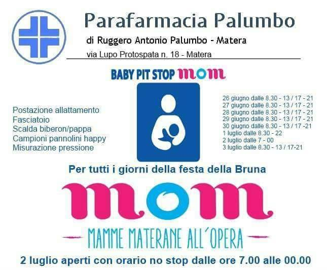 Servizio Nursery Mom