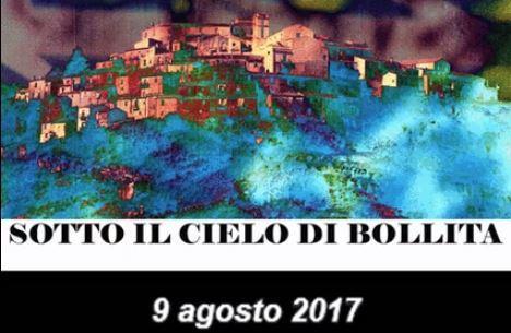 Sotto il cielo di Bollita - 9 Agosto 2017