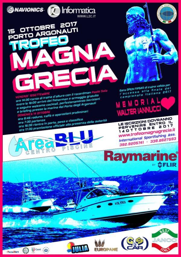 Trofeo Magna Grecia di traina d´altura