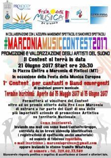 1° contest per cantanti e Band emergenti  - Matera