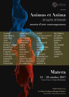 Animus et Anima - gli archetipi del maschile e del femminile  - Matera