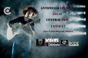 Antonello Fiamma LIVE - 13 Aprile 2017 - Matera