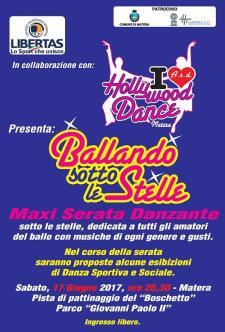 Ballando Sotto le Stelle - 17 Giugno 2017 - Matera