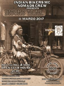 Bisons Trail  - 11 Marzo 2017 - Matera