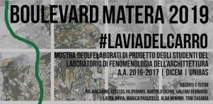 Boulevard Matera 2019 #LaViaDelCarro  - Matera