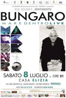 Bungaro in Concerto - Matera