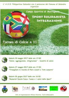 Calcio, aggregazione, solidarietà  - Matera