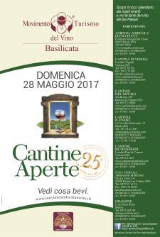 Cantine Aperte 2017  - Matera