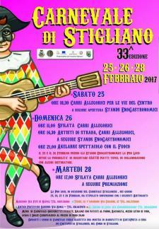 Carnevale di Stigliano 33' edizione  - Matera