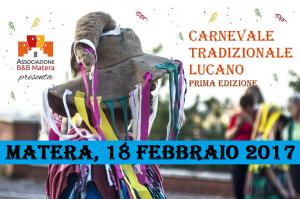 Carnevale Tradizionale Lucano - 18 Febbraio 2017 - Matera