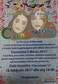 Carnevalone 2017  - Matera