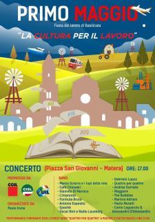 Concerto del 1 Maggio 2017 - Matera