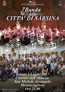Concerto della Banda della Città di Sarsina  - Matera