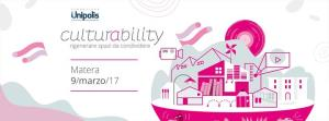 Culturability  - Matera
